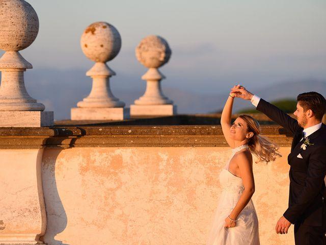 Il matrimonio di Nicolas e Priscilla a Roma, Roma 22