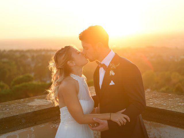 Il matrimonio di Nicolas e Priscilla a Roma, Roma 23