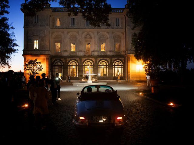 Il matrimonio di Nicolas e Priscilla a Roma, Roma 25