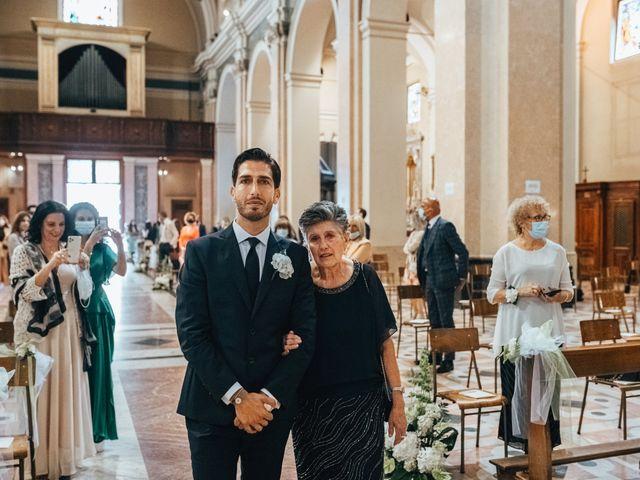 Il matrimonio di Marco e Chiara a Villasanta, Monza e Brianza 35