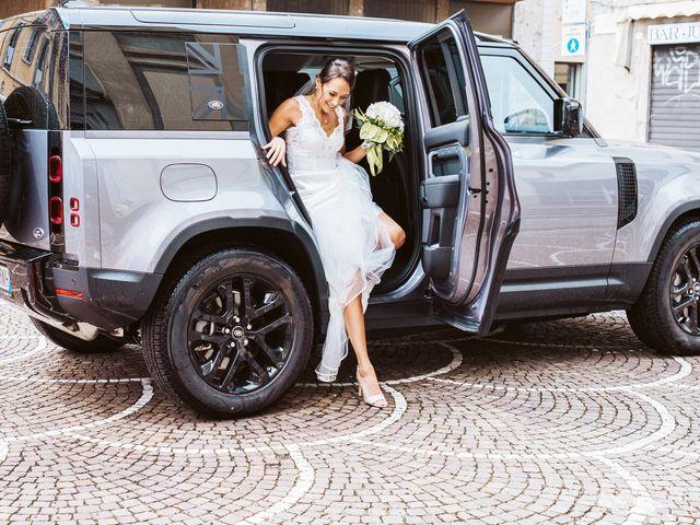 Il matrimonio di Marco e Chiara a Villasanta, Monza e Brianza 38