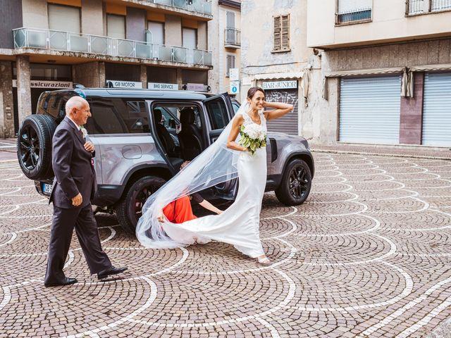 Il matrimonio di Marco e Chiara a Villasanta, Monza e Brianza 39