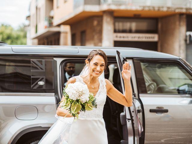 Il matrimonio di Marco e Chiara a Villasanta, Monza e Brianza 40