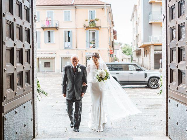 Il matrimonio di Marco e Chiara a Villasanta, Monza e Brianza 41