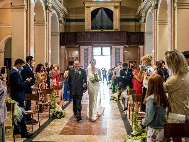 Il matrimonio di Marco e Chiara a Villasanta, Monza e Brianza 42