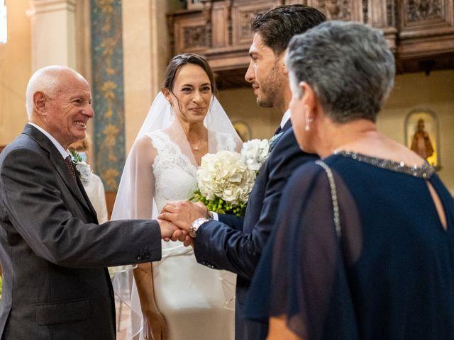 Il matrimonio di Marco e Chiara a Villasanta, Monza e Brianza 45