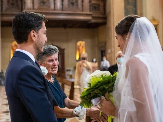 Il matrimonio di Marco e Chiara a Villasanta, Monza e Brianza 46