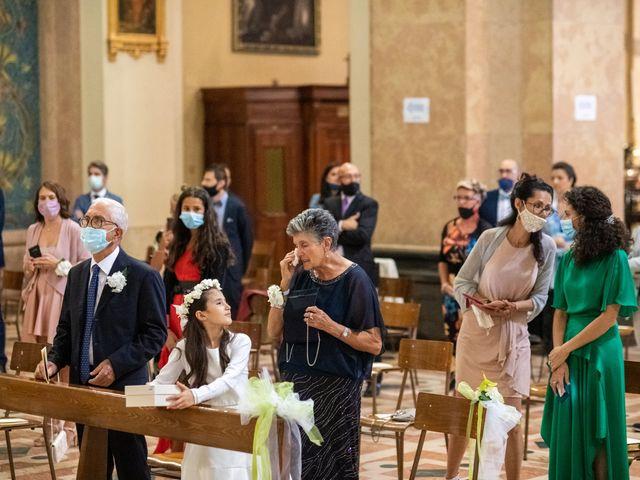 Il matrimonio di Marco e Chiara a Villasanta, Monza e Brianza 47