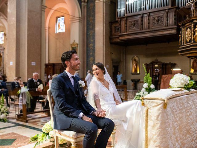 Il matrimonio di Marco e Chiara a Villasanta, Monza e Brianza 56