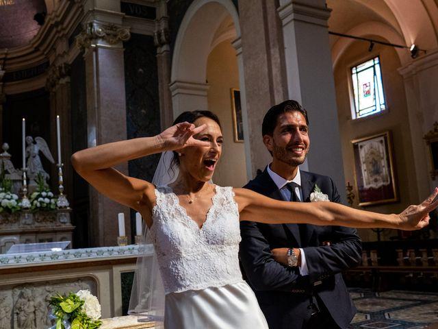 Il matrimonio di Marco e Chiara a Villasanta, Monza e Brianza 60
