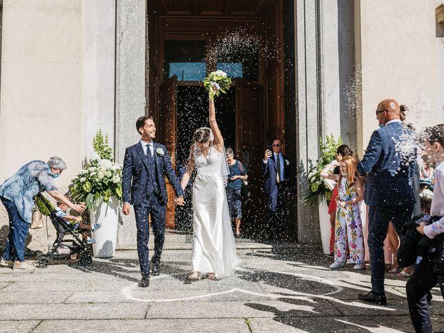 Il matrimonio di Marco e Chiara a Villasanta, Monza e Brianza 61