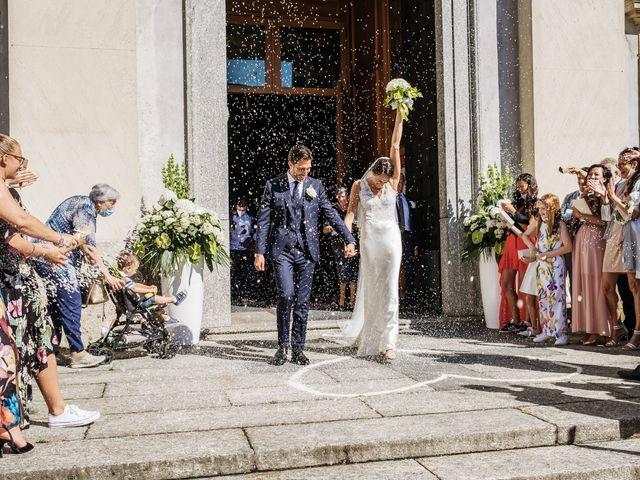 Il matrimonio di Marco e Chiara a Villasanta, Monza e Brianza 62