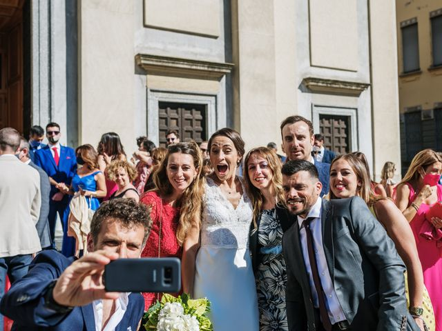 Il matrimonio di Marco e Chiara a Villasanta, Monza e Brianza 65