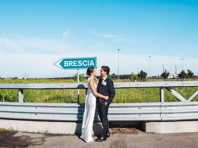 Il matrimonio di Marco e Chiara a Villasanta, Monza e Brianza 71