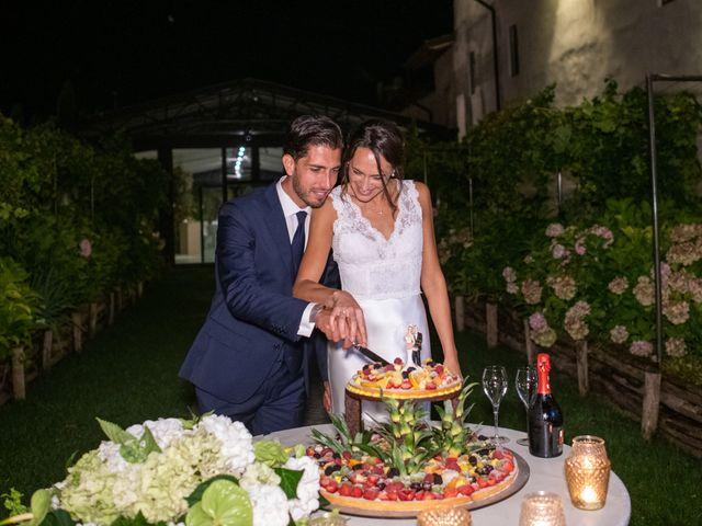 Il matrimonio di Marco e Chiara a Villasanta, Monza e Brianza 105