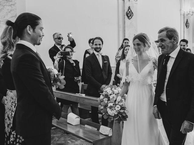 Il matrimonio di Mauro e Imma a Capaccio Paestum, Salerno 24