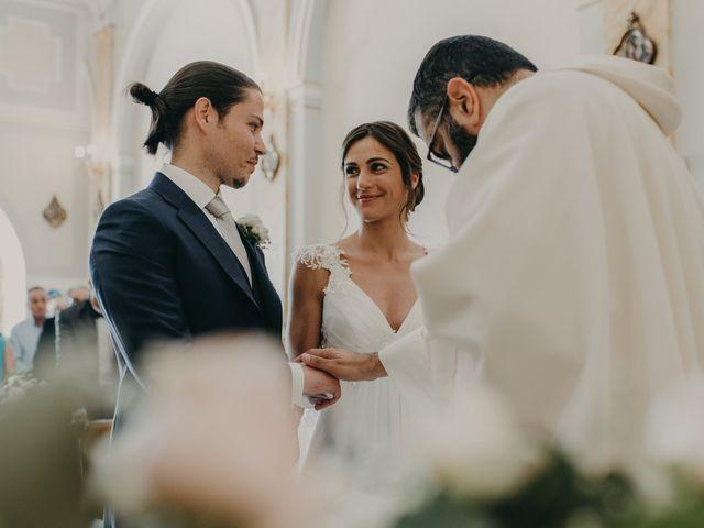 Il matrimonio di Mauro e Imma a Capaccio Paestum, Salerno 25