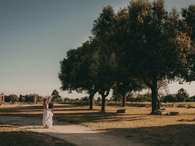 Il matrimonio di Mauro e Imma a Capaccio Paestum, Salerno 29