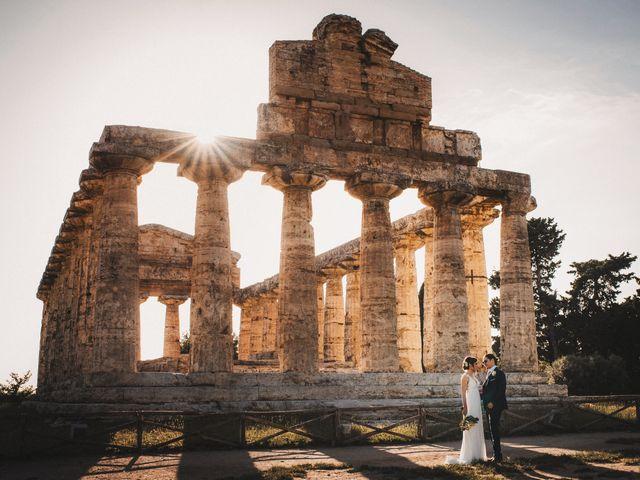 Il matrimonio di Mauro e Imma a Capaccio Paestum, Salerno 31