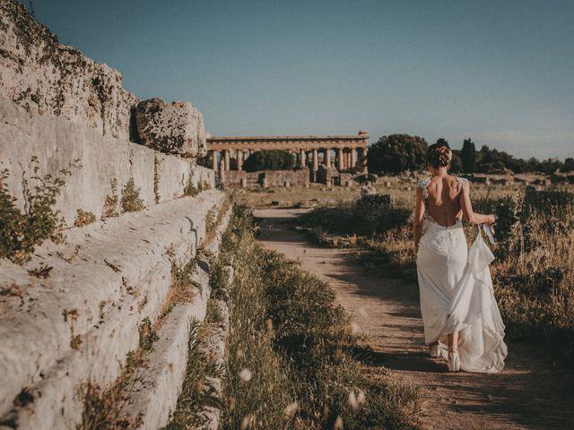 Il matrimonio di Mauro e Imma a Capaccio Paestum, Salerno 34
