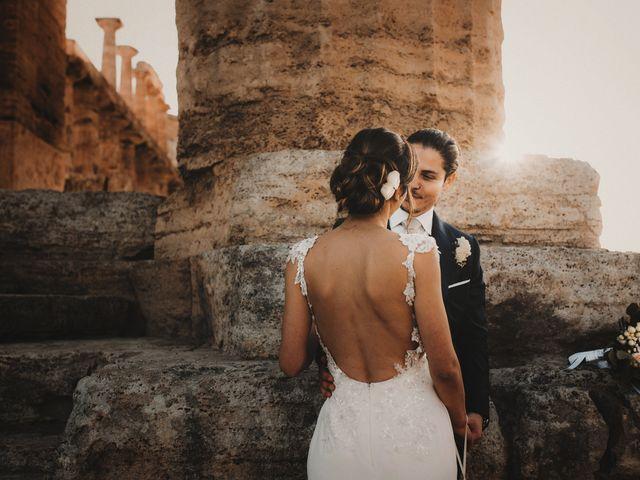 Il matrimonio di Mauro e Imma a Capaccio Paestum, Salerno 35