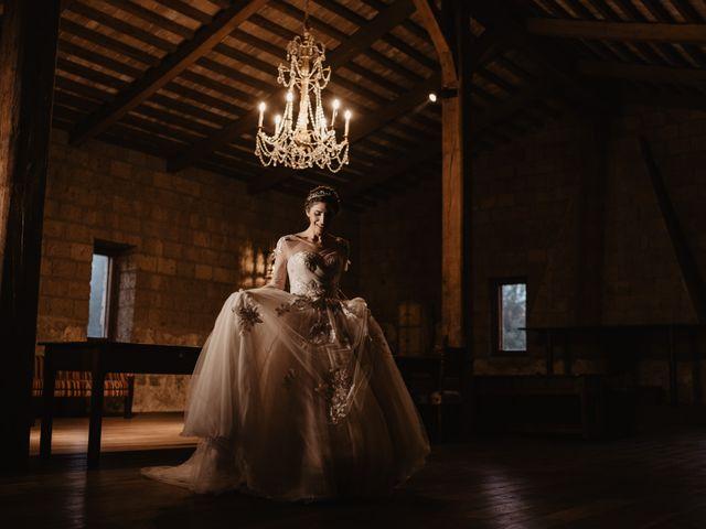 Il matrimonio di Domenico e Katia a Tuscania, Viterbo 16