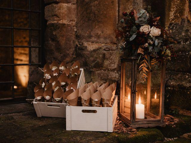 Il matrimonio di Domenico e Katia a Tuscania, Viterbo 29