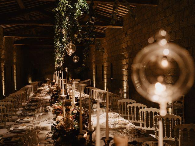 Il matrimonio di Domenico e Katia a Tuscania, Viterbo 39