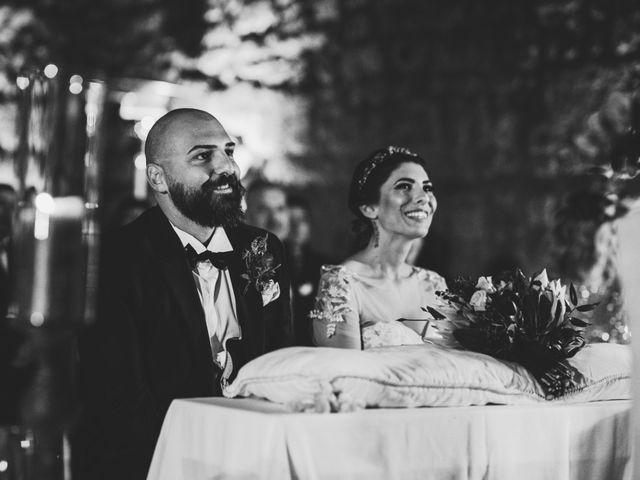 Il matrimonio di Domenico e Katia a Tuscania, Viterbo 44