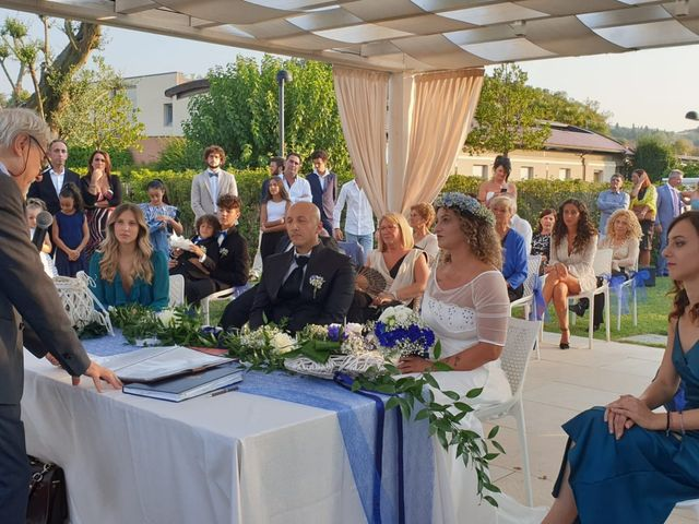 Il matrimonio di Fabio  e Monia a San Lazzaro di Savena, Bologna 2