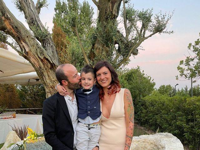 Il matrimonio di Fabio  e Monia a San Lazzaro di Savena, Bologna 8