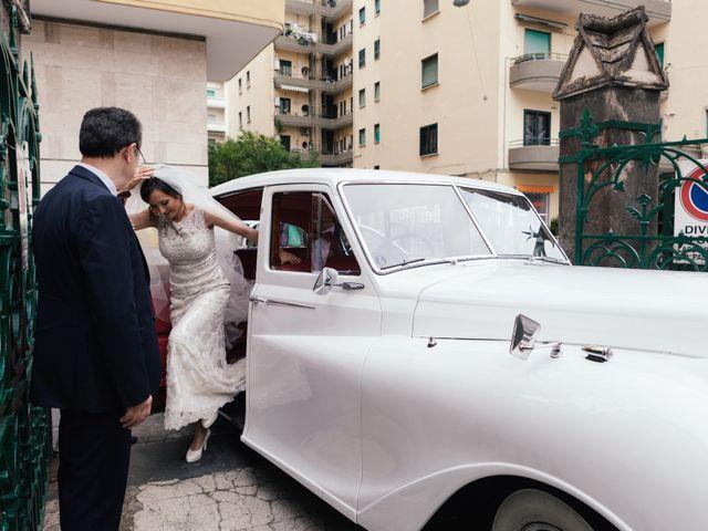 Il matrimonio di Viviana e Ivan a Napoli, Napoli 14