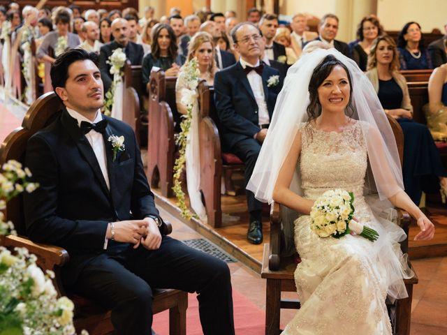 Il matrimonio di Viviana e Ivan a Napoli, Napoli 15