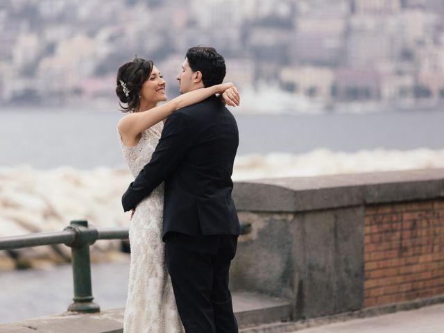 Il matrimonio di Viviana e Ivan a Napoli, Napoli 20