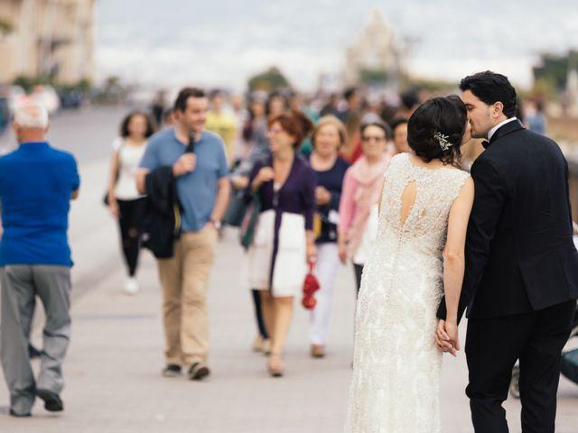 Il matrimonio di Viviana e Ivan a Napoli, Napoli 1