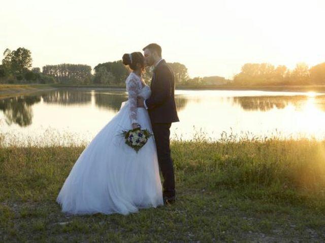 Il matrimonio di Nicholas  e Francesca  a Viadana, Mantova 7