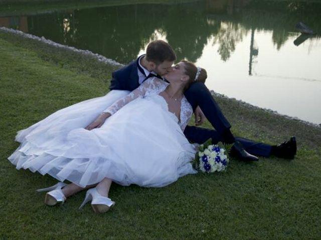 Il matrimonio di Nicholas  e Francesca  a Viadana, Mantova 8
