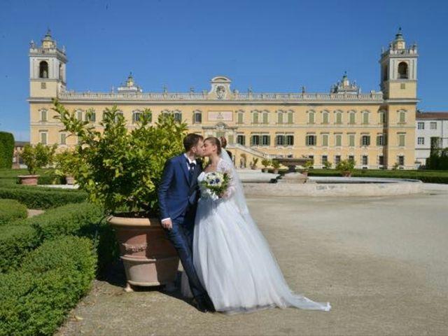 Il matrimonio di Nicholas  e Francesca  a Viadana, Mantova 9