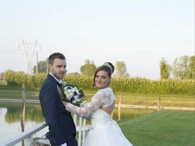 Il matrimonio di Nicholas  e Francesca  a Viadana, Mantova 10