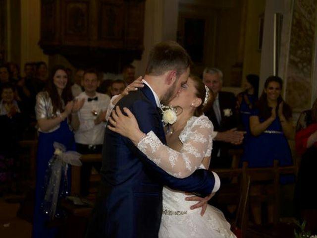 Il matrimonio di Nicholas  e Francesca  a Viadana, Mantova 12