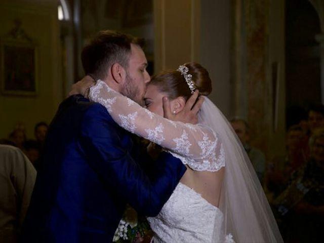 Il matrimonio di Nicholas  e Francesca  a Viadana, Mantova 13
