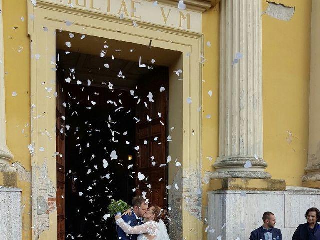 Il matrimonio di Nicholas  e Francesca  a Viadana, Mantova 15