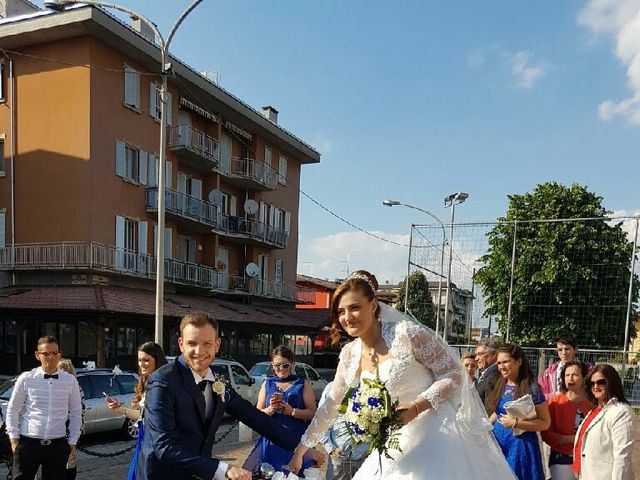 Il matrimonio di Nicholas  e Francesca  a Viadana, Mantova 17