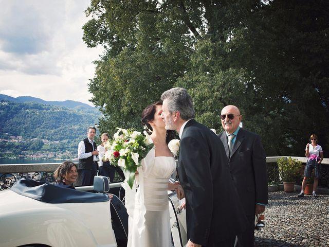 Il matrimonio di Günther e Michela a Orta San Giulio, Novara 34