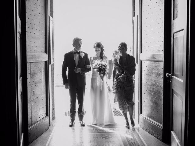Il matrimonio di Günther e Michela a Orta San Giulio, Novara 35
