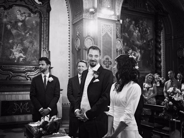 Il matrimonio di Günther e Michela a Orta San Giulio, Novara 37
