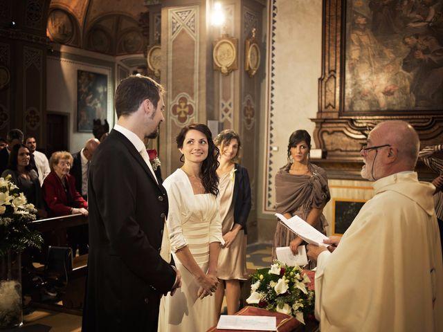 Il matrimonio di Günther e Michela a Orta San Giulio, Novara 40