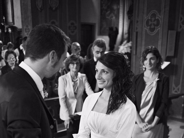 Il matrimonio di Günther e Michela a Orta San Giulio, Novara 42