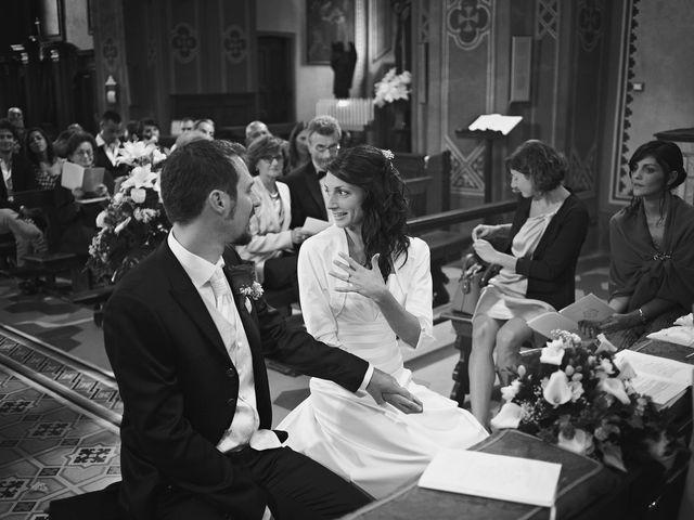 Il matrimonio di Günther e Michela a Orta San Giulio, Novara 45