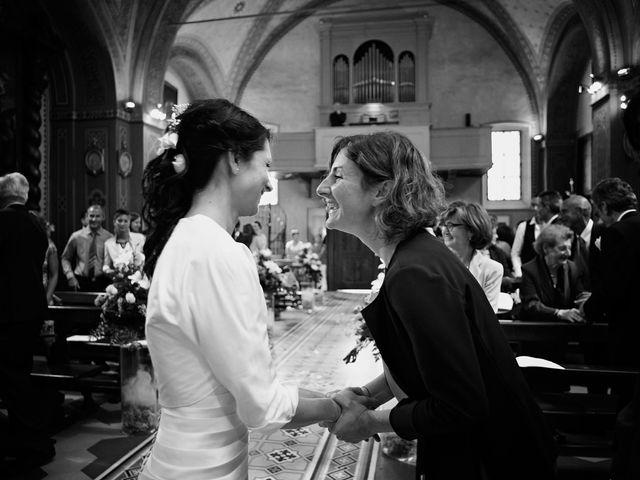 Il matrimonio di Günther e Michela a Orta San Giulio, Novara 46